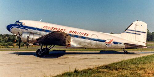 Piedmont Airlines DC-3 10