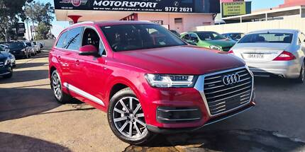 2016 AUDI Q7 TDI QUATTRO (200KW) #1235 Revesby Bankstown Area Preview
