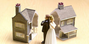 Divorce is difficult, selling your house privately isn't...