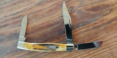 Case XX USA 65-69 Knife 5332 Stag 3 Blade - MINT Beauty!!
