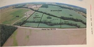 LAND FOR SALE NEAR DRAYTON VALLEY