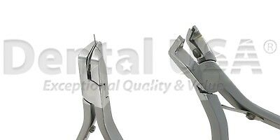 Orthodontic Flush Cut And Hold Distal End Cutter Tc 5602nh By Dental Usa