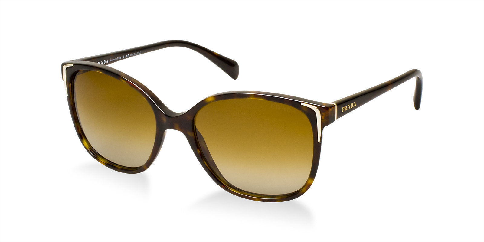 be0a4f0619f Unisex Sunglasses PRADA Pr01os Polarized 2au6e1 55 for sale online ...