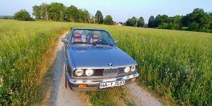 1988 BMW 325i Cabriolet E30