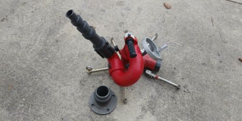 Elkhart Stinger Fire Engine Deluge Nozzle
