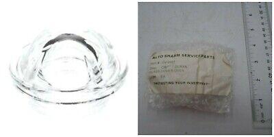 Alto-shaam Oven Light Glass Cover Cv-2931 Nip Free Shipping