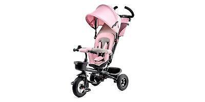 Kinderkraft Dreirad Aveo pink Multifunktional Buggy Drei-Rad Bike