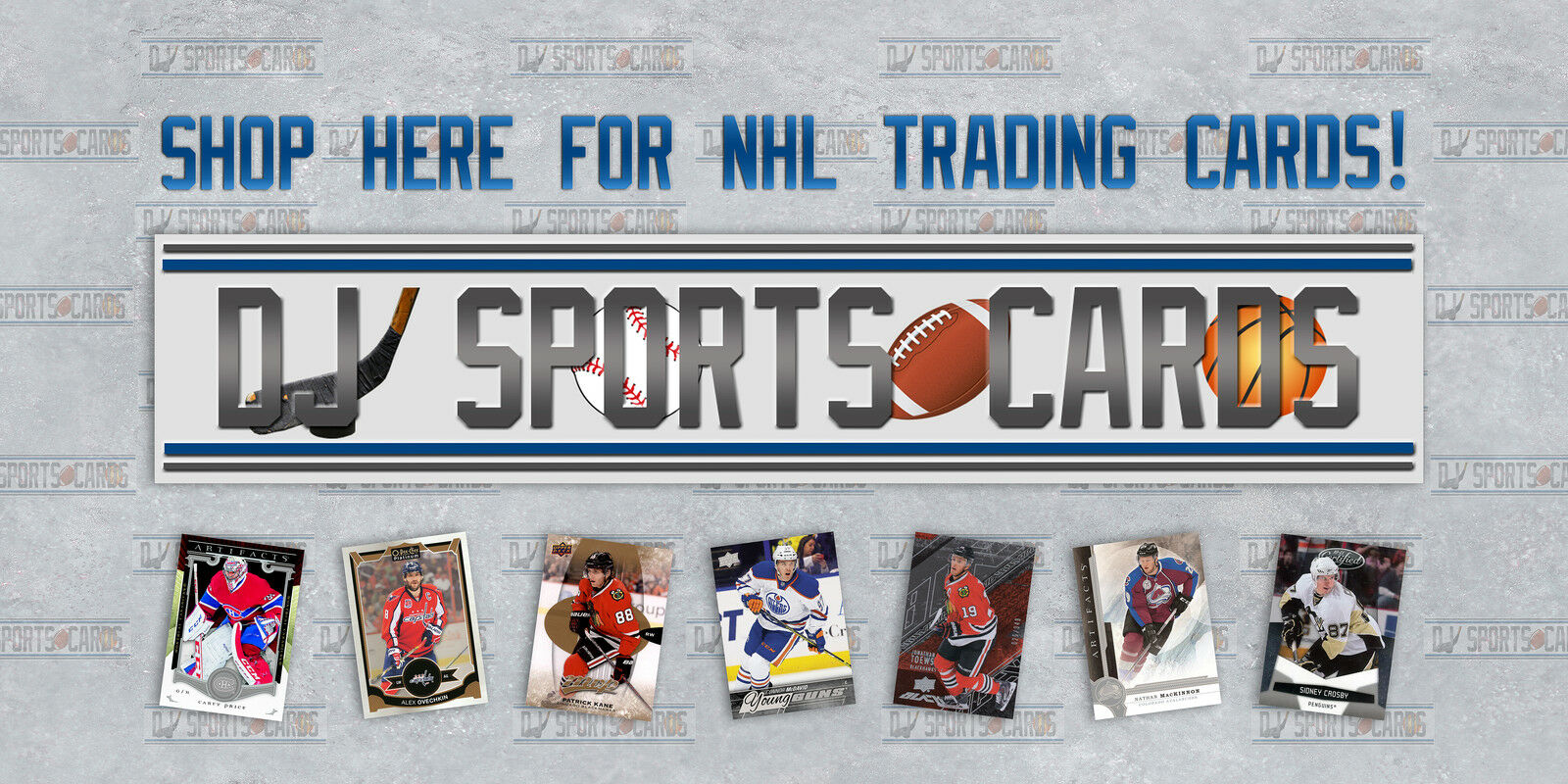 DJ Sports Cards Store
