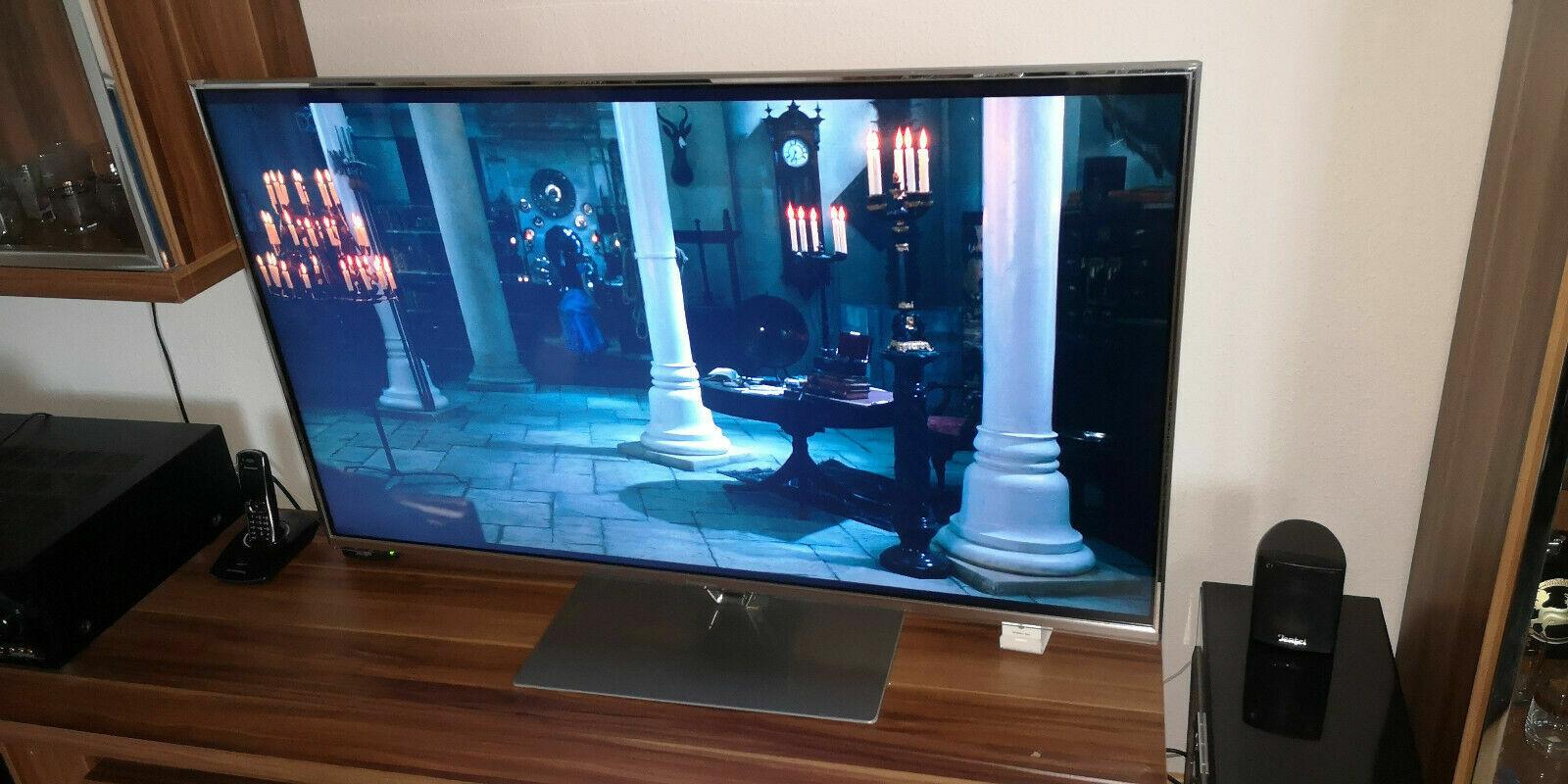 Panasonic Smart Viera TX-L47DTW60 119,4 cm (47 Zoll) 3D 1080p HD IPS LED