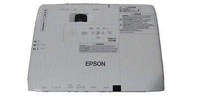 Epson Powerlite 1771W Projector