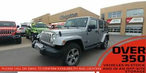2017 Jeep Wrangler Unlimited Sahara - FINANCE PRICE ONLY