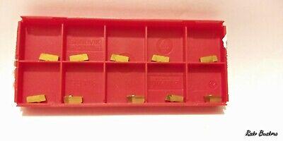 New Sandvik Carbide Inserts 10 Pack N151.3-200-20-4g 235