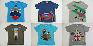MINI-BODEN-APPLIQUE-SHORT-SLEEVED-T-SHIRT-TOP-VARIOUS-DESIGNS-BNWOT-AGES-1-12