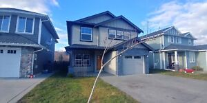 Spacious 4bedroom house with massive basement for rent-Sooke
