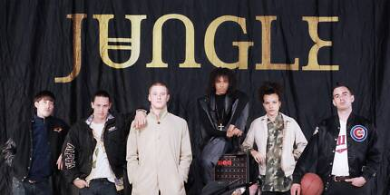 Jungle at the Forum in Melbourne on the 6th of January for $60