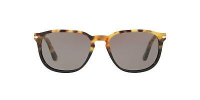 NEW Persol 3019S Sunglasses 1088R5 Havana 100% (Persol Men's 0po3019s Square Sunglasses)