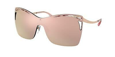NEW Bvlgari 6138 Sunglasses 20144Z Gold 100% AUTHENTIC