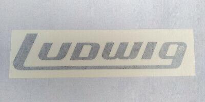 Ludwig '70 Vintage Logo Sticker