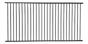 Pool Fence Panel - Save 37% in Pool Fencing Crazy Bundle Deal! Brisbane Region Preview