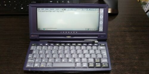 HP Jornada 680 Handheld Windows CE