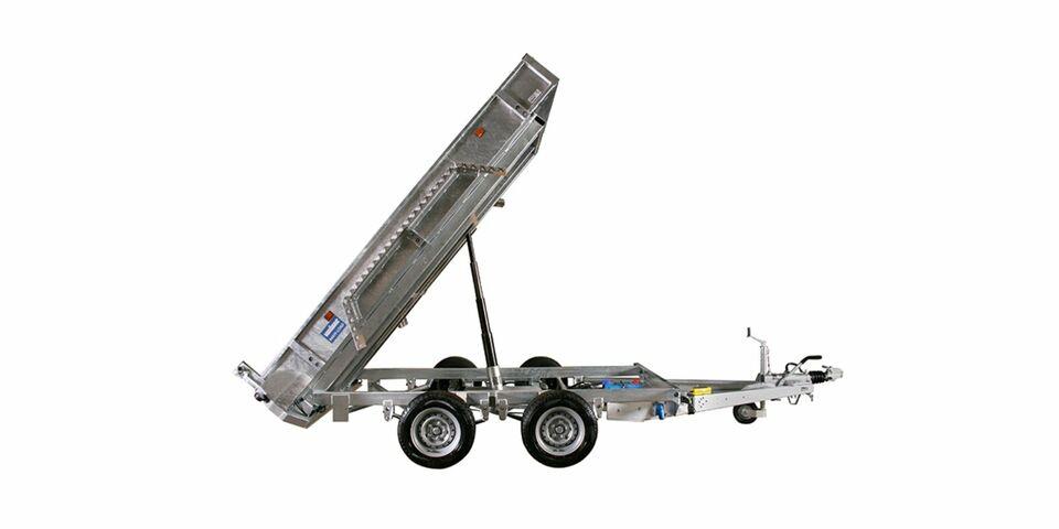 Variant Anhänger Maschinen-Kipper mit E-Pumpe 3015 MT 3000 kg in Weiden (Oberpfalz)