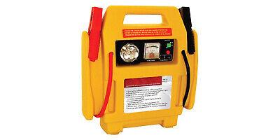 Caricabatterie avviatore di emergenza auto jump starter 400AMP compressore aria