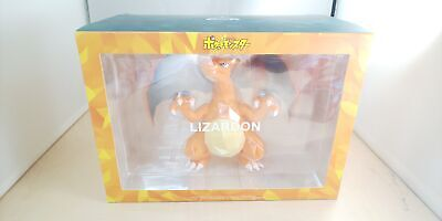 POLYGO Pocket Monster Lizardon Non Scale ABS Painted Movable Figure