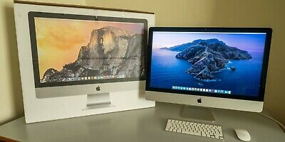 "Apple iMac 27"" 5K Retina (2014), Core i5 3.5GHz, 1TB Fusion Drive, 8GB Ram"