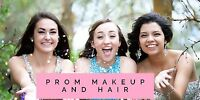 Prom Package Hair and Makeup