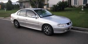 2002 Holden Commodore ACCLAIM Automatic Sedan
