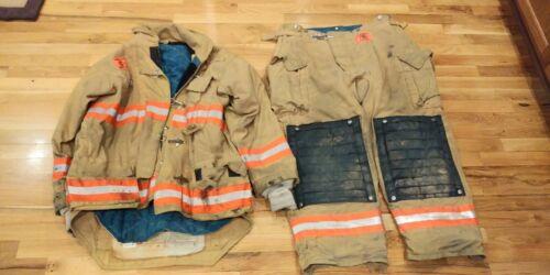 Tan Morning Pride Turnout Gear 44 Coat 42 Pants