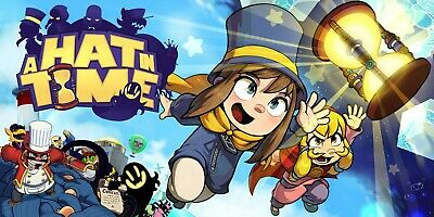 A Hat in Time - PC Steam Key Digital Delivery