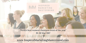 Inspired Marketing Mastermind Como South Perth Area Preview