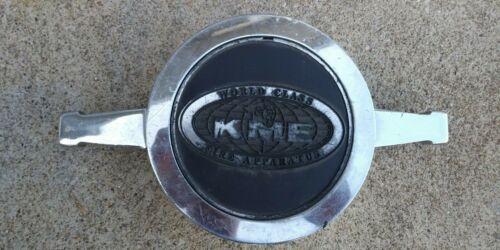 KME Fire Engine Steamer Cap 6 Inch