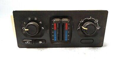 2003 SILVERADO Heater AC Air Temperature Control Panel OEM 15107752 Temperature Control Panel