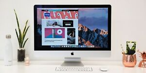 APPLE IMAC 27 inch INTEL i7 16GB RAM 1TB FUSION