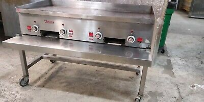 Vulcan 4fx34x32flat Grill With Stand - 1250