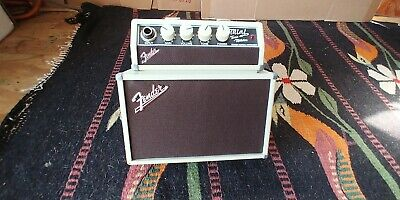 Fender Mini Tonemaster Battery Powered Electric Guitar Amp - Used and Tested