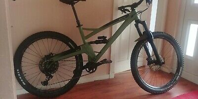 2020 Orange 5 RS Mountain Bike