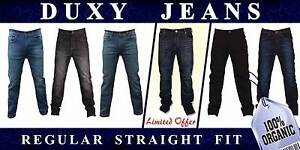 Men's Denim Jeans Regular Fit, Stretchable, by Duxy Werribee Wyndham Area Preview