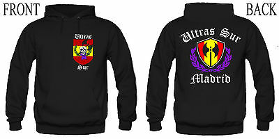 Ultras Sur Madrid Kapuzenpullover | Fussball | Real | Hooligan | M3|