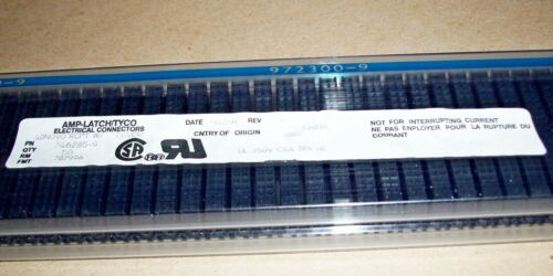 AMP 746285-9, 40 Pin Receptacle Connectors, Unopened Full Case (50 pcs)