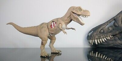 Jurassic Park Young Tyrannosaurus Rex T-Rex Kenner '93 Dino Damage