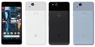 Google Pixel 2 And Google Pixel Xl 2 Factory Unlocked 64 128 Gb  4 Gb