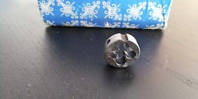 Roll Of 10ea. M6x0.75 Thread Round Die 6g High Speed Steel 25mm Od 10mm Width