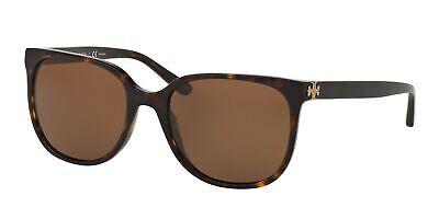 TORY BURCH Polarized Sunglasses TY7106 137883 Dark (Tory Burch Polarized Sunglasses)