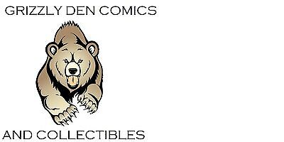 GRIZZLY DEN COMICS AND COLLECTIBLES