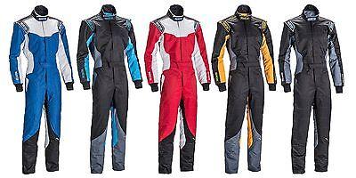 SPARCO ks 5-Kart / Go Kart / Kart Racing Suit-2013 CIK-FIA level 2 approved
