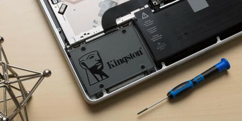Kingston SSDNow 240GB Internal SATA Solid State Drive for Laptops Black SA400S37/240G