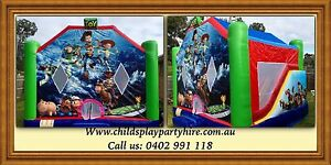 Hassle Free Quality Castles from $120 All Day Craigieburn Hume Area Preview
